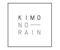 kimono rain
